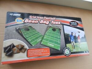 Bean Bag Toss GAME, BRAND NEW