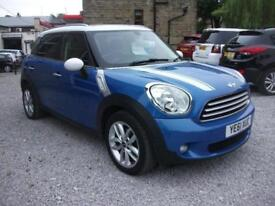 2011 MINI Countryman 1.6 Cooper (Pepper) 5dr