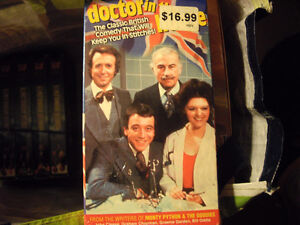 doctor in the house on North American VHS in Excellent condition