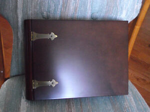 $25.00 WOODEN BOX FOR REMOTE CONTROLS- Reduced