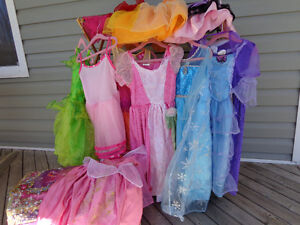 dress up clothes with trunk