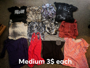 Ladied clothing (mixed sizes) lot #2