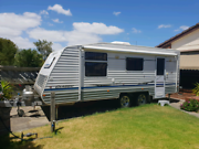 Caravan supreme classic 19.5ft Seaford Frankston Area Preview