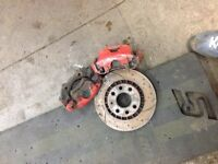 Cavalier nova corsa b 2.0 big brake upgrade