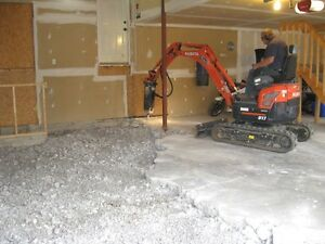 Foundation Repair / Foundation Water Proofing Cornwall Ontario image 5
