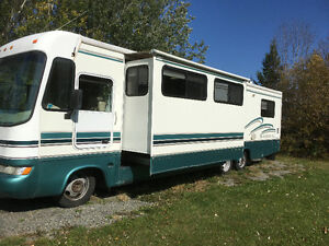 37 foot motorhome