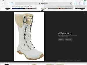 Ahnu womens Tahoe WP leather boots size 7.5 (NEW) $280
