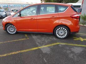 Ford Grand C-Max 1.6 TI-VCT TITANIUM 125PS (red) 2011