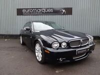 Jaguar XJ XJ TDVi Executive LWB (black) 2008