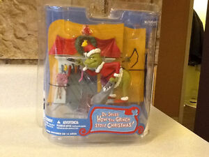 2007 MCFARLANE  - THE GRINCH FIGURE