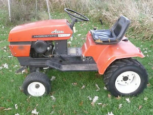 Ariens Lawnmower Tractor-Snowblower-PlowBlade.extra tires/chains London Ontario image 1