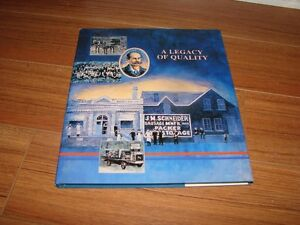 Schneiders - A Legacy of Quality Kitchener / Waterloo Kitchener Area image 1