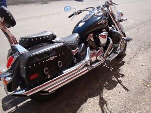 2008-Suzuki Boulevard C109RT in mint condition