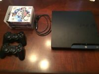 PS3 Slim for sale $250 OBO--ready to go