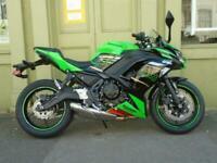 2020 Kawasaki Ninja 650 650 ABS (KRT Edition)