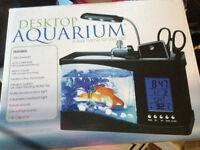 Desktop Office Aquarium