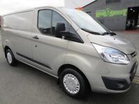 NO VAT Ford Transit Custom SWB 2.2TDCi ( 125PS ) L1H1 Trend panel van (58)