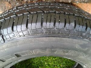 1 pneu hiver continental 225-70 R15