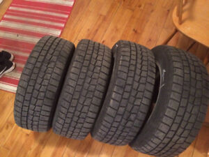 Summer Tires and Winter Mags/Tires for Sale!