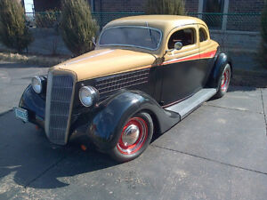 Custom 1935 Ford Coupe PRICE REDUCED TO $35,000obo