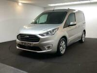 2019 Ford Transit Connect 200 SWB 1.5 Tdci Limited 120PS Van Diesel Manual
