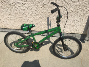 Boys 18 inch bicycle