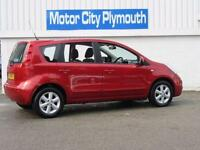 2009 58 NISSAN NOTE 1.4 ACENTA 5D 88 BHP