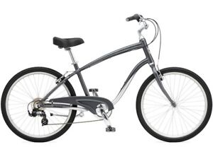 Bicycle (GIANT) commuter cruiser