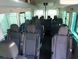 2016 Ford Transit 460 Trend Minibus 17 seater 155ps Minibus Diesel Manual