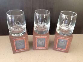 Wild Turkey Collectors Glasses - NEW
