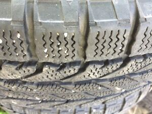 Winter Tires from a Ford Fusion Kawartha Lakes Peterborough Area image 3