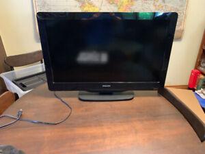 32 inch LCD TV - Philips / 720p