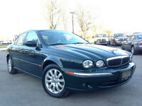 2002 Jaguar X-TYPE, AWD, 5 SPEED MANUAL, 2.5L, Leather, Sunroof