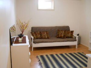 BASEMENT SUITE FOR RENT AVAILABLE NOW!