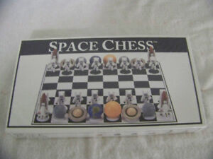 Chess set - Space Chess!