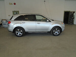 2008 ACURA MDX ELITE 7 PASS! NAVI! 2 SETS OF TIRES ONLY $10,900! Edmonton Edmonton Area image 1