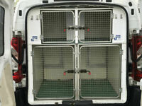 fdd0f10338 07 Peugeot Expert 2.0HDi EX POLICE DOG VAN 5-6 KENNELS AIRCON FAN K9