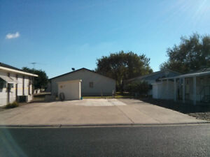 RV Lot for Rent Wagon City Mission Texas