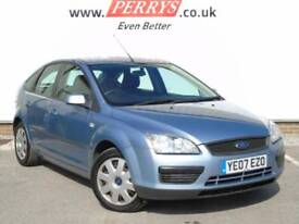 2007 FORD FOCUS 1.6 LX 5dr Auto