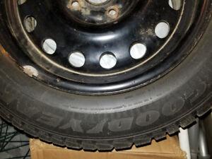 4 winter tires &rims