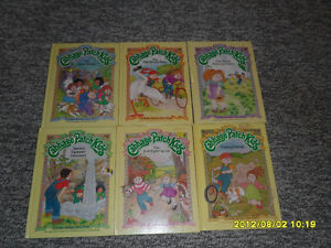 Cabbage Patch Children's Books