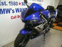 YAMAHA R6 .FITTED SCORPION CAN STUNNING EXAMPLE THROUGHOUT