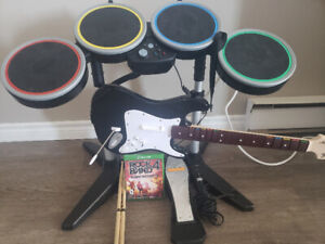 Rockband 4 kit complet xbox one