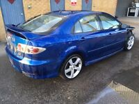 Mazda 6 2.3 sport breaking for parts spares