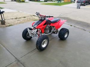 2004 Honda TRX450R