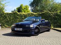 2003 03 BMW Alpina B3 3.4 S CONVERTIBLE AUTO RARE CAR 305 BHP