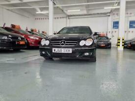 image for 2008 Mercedes-Benz CLK 2.1 CLK220 CDI Avantgarde 2dr Coupe Diesel Automatic