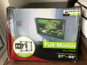 SANUS TV Wallmount (VMAA26B). **Never Used**