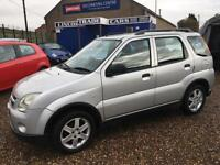2004 SUZUKI IGNIS GLX GREAT LOOKING IN SILVER WITH ALLOYS FSH 6 STAMPS