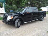 2009 Ford F-150 - FX4 - 4wd - Leather - Sync
